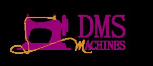 Logo DMS Machines à coudre